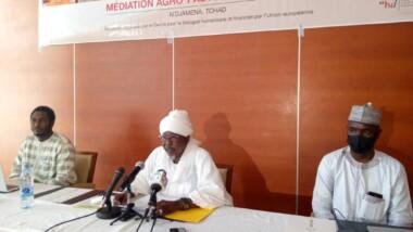 Tchad : Rencontre entre les acteurs impliqués dans la résolution des conflits agropastoraux