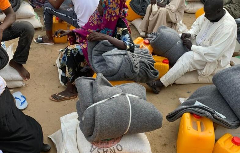 Tchad : l'Onasa continue d'assister les sinistrés des inondations à N'Djaména