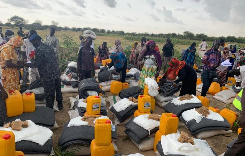 Tchad: l'Onasa assiste 197 ménages dans le 1er arrondissement de N'Djaména
