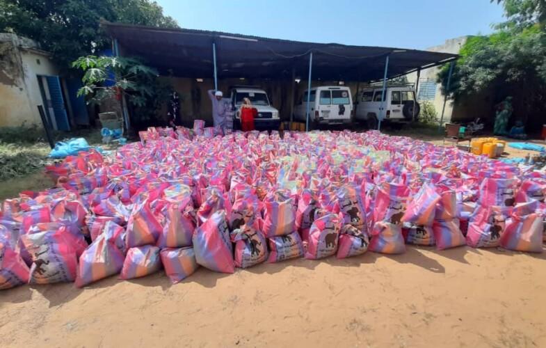 Sila :  Des veuves et personnes vulnérables reçoivent des dons du Gouvernement