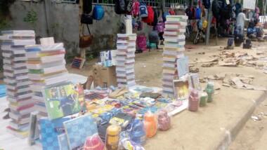 Tchad : à deux semaines de la rentrée scolaire, le marché des fournitures va au ralenti