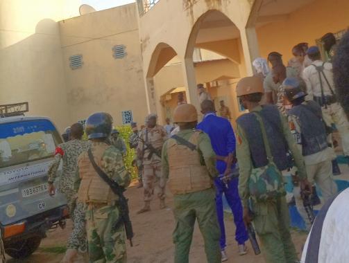 Tchad : le colonel de l'affaire Champ de fils cassé au grade de soldat et radié de l'armée