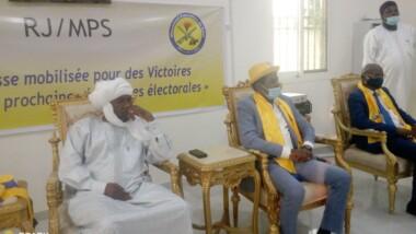 Tchad : Le RJ/MPS installe son bureau pour les prochaines échéances électorales