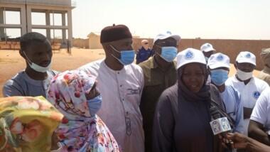 Tchad : A Faya, le taux d'accès à l'eau potable au robinet  estimé à 29% sera rehaussé à 47%, selon la STE