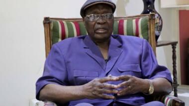 Ephéméride : Il y a 30 ans Alingué devenait le tout premier chef du gouvernement de Déby