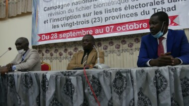 Tchad : Nima Tech entend sensibiliser les 23 provinces sur la révision du fichier électoral