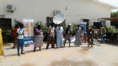 Tchad : 10  compagnies artistiques sensibilisent la population sur la cohabitation pacifique