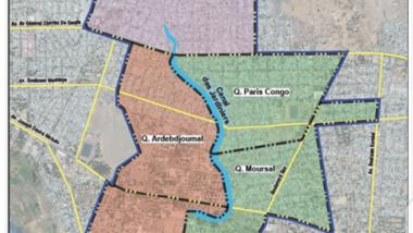 Tchad : un projet d'aménagement du canal des jardiniers en cours d'examination
