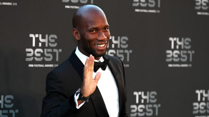 Côte d'Ivoire : Didier Drogba, 1er Africain à recevoir le prix Award de l'UEFA