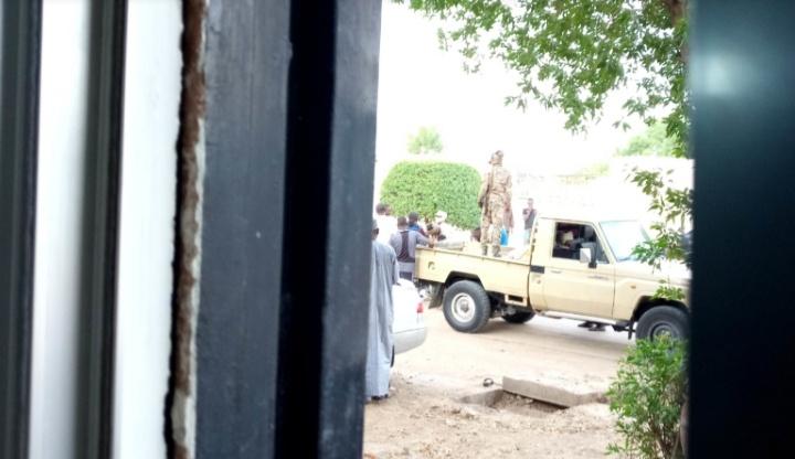 تشاد: تشاد إطلاق نار من قبل رجال الجمارك المتجولين في حارة واليا جينانغالي