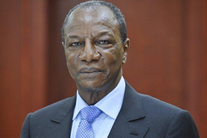 Guinée : Alpha Condé remporte la présidentielle avec 59% des voix