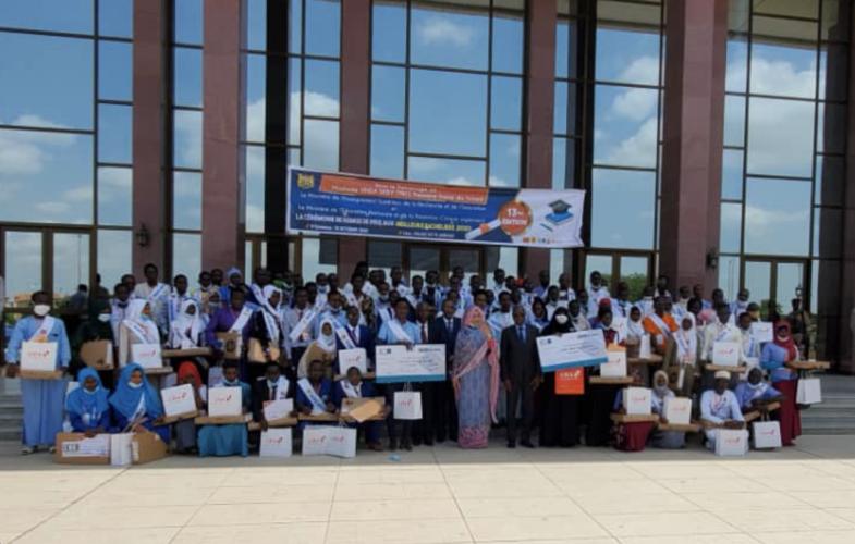 Le Tchad récompense ses meilleurs bacheliers