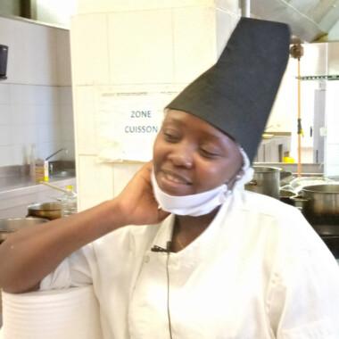 Gastronomie : Remadji Lucide Pélagie, un parcours atypique en cuisine