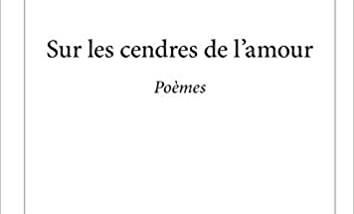 """Livre : """"Sur les cendres de l'amour"""" par Simon Andakeizou Vadandy"""
