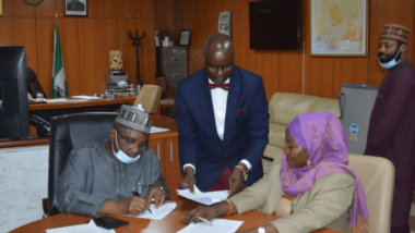 نيجيريا/تشاد: توقيع إتفاقية ربط كهرباء لتزويد البلاد بالكهرباء