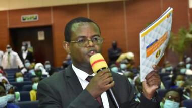2e Forum National Inclusif : Kebir Mahamat plaide pour le rétablissement de l'âge d'éligibilité au poste de président de la république à 35 ans