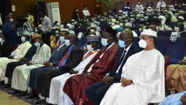 Une délégation de politico-militaires participe au 2e Forum national inclusif