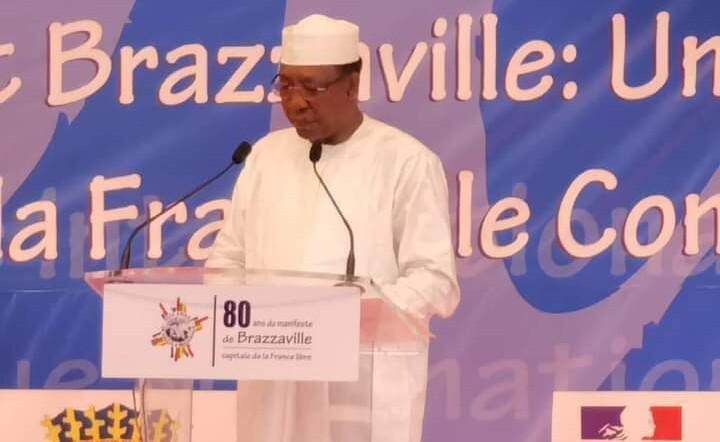 تشاد ، إدريس ديبي: تاريخ التضحيات الأفريقية لفرنسا الحرة لايزال غامضاً