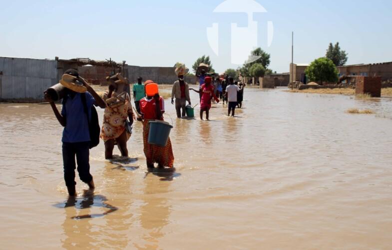 Montée des eaux : Les habitants du quartier Walia Hadjaraï sont dans la rue