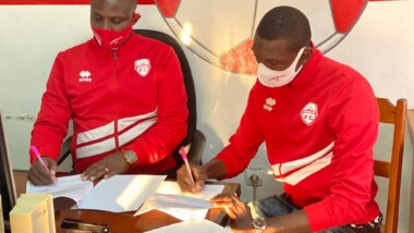 Football : L'international tchadien Hassan Brahim signe avec un club  rwandais