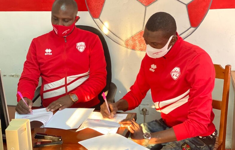 Football : L'international tchadien Hassan Brahim signe avec un club  rwandais