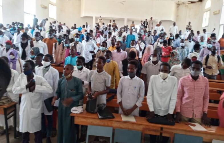 Tchad : levée de la grève à la faculté des sciences de la santé de l'université Adam Barka d'Abéché