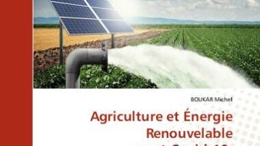 Livre : « Agriculture et énergie renouvelable post covid-19 », par Boukar Michel