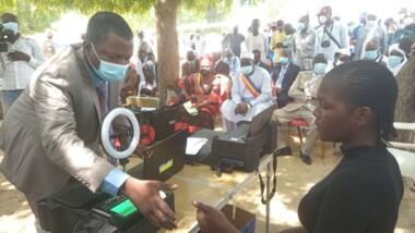 Tchad : La révision du fichier électoral lancée par la Céni