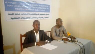 Tchad : La CACIDED vient en appui à la Céni pour la révision du fichier électoral