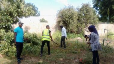 Tchad : Un groupe de jeunes stylistes vient en aide à la Coopérative de tissage manuel