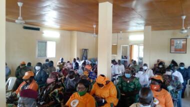 """Rentrée politique de l'UNDR: """"L'opposition véritable et patriotique a toujours montré sa disponibilité"""", Kebzabo"""