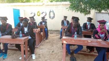 Tchad : Les nouveaux bacheliers du complexe scolaire Nelson Mandela sont honorés