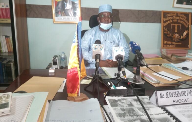 Tchad : « Se faire recenser, c'est avoir voix au chapitre sur le devenir de notre pays », Me  Padaré