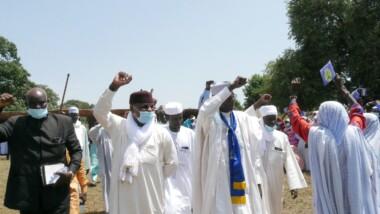 Recensement électoral : une délégation du MPS en sensibilisation à Afous, dans le Salamat