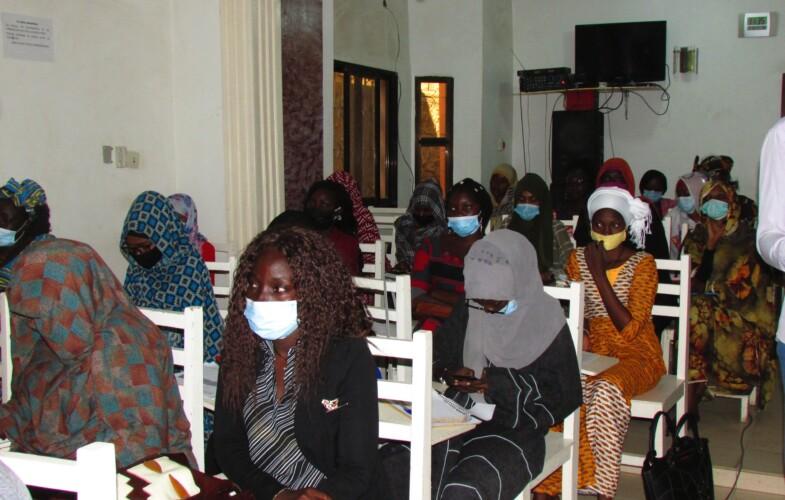 Tchad : la Maison des médias renforce les capacités des filles et jeunes femmes journalistes