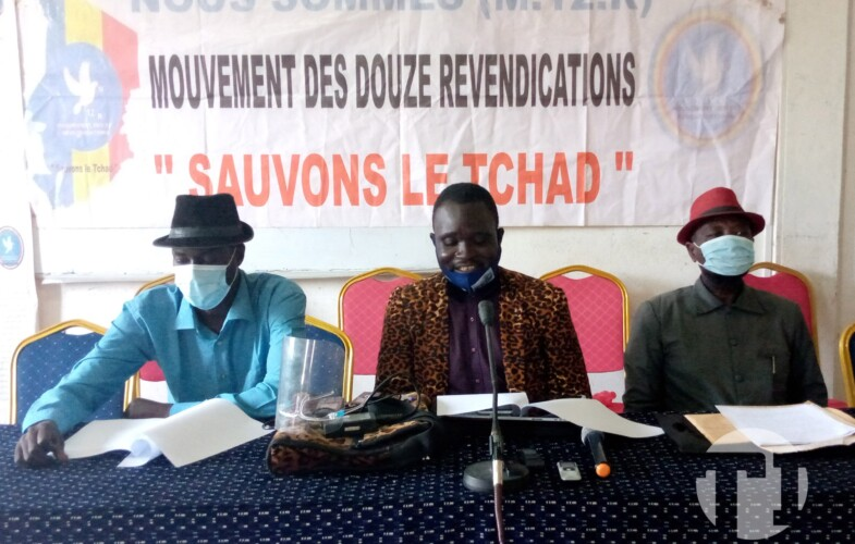 Tchad : Le M.12.R demande un dialogue national inclusif en lieu et place du forum national inclusif