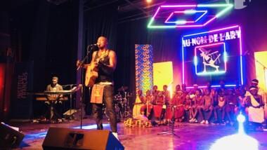 """Culture : De l'ambition à la réalisation, Mawndoé réussit son pari avec le projet """"au nom de l'art"""""""