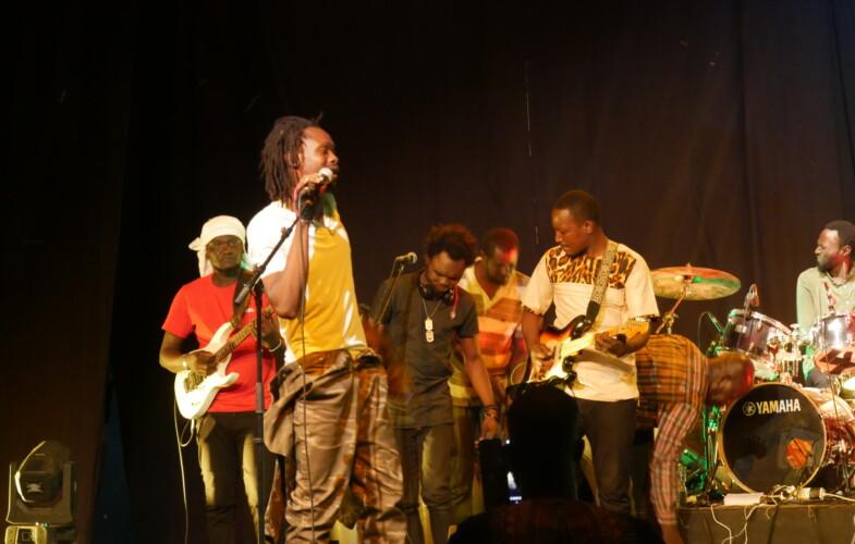Tchad : un festival aux couleurs de Covid-19