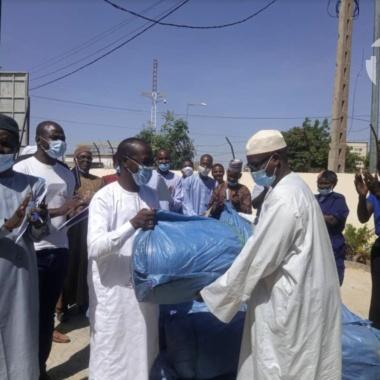 Tchad : 10 000 moustiquaires pour assister les sinistrés des 10 arrondissements