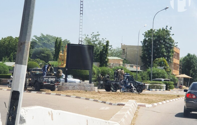 Tchad – Grève : lourd dispositif policier à N'Djamena