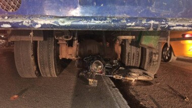 """Tchad : grave accident de circulation au rond-point """"2è station"""""""