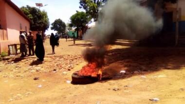 Violences post-électorales en Guinée : le gouvernement déplore la mort de 7 personnes