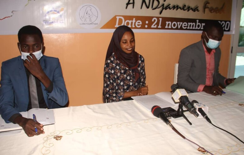 """Tchad : """"Nous avons des variétés culinaires qui ne sont pas mises en valeur et que nous souhaitons valoriser"""", dixit Kadidja Armiyaou"""