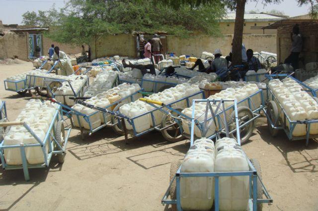 Manque d'eau à Abéché : la STE se justifie