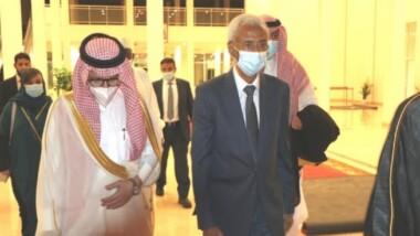 تشاد: وزير الدولة السعودي المكلف بالشؤون الأفريقية في زيارة للبلاد