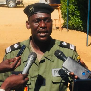 Tchad : «la police nationale n'a aucun problème avec les journalistes», Paul Manga, Porte-parole de la Police