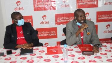 """Tchad : Airtel récompense la fidélité de ses abonnés avec la Méga promo """"Choukrane"""""""