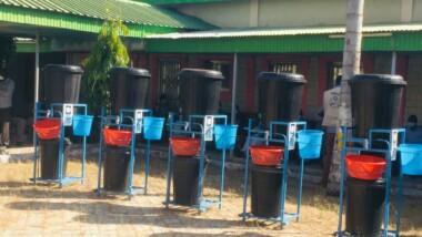Coronavirus : le PNUD fait un don de kits de protection et de prévention au ministère du Commerce