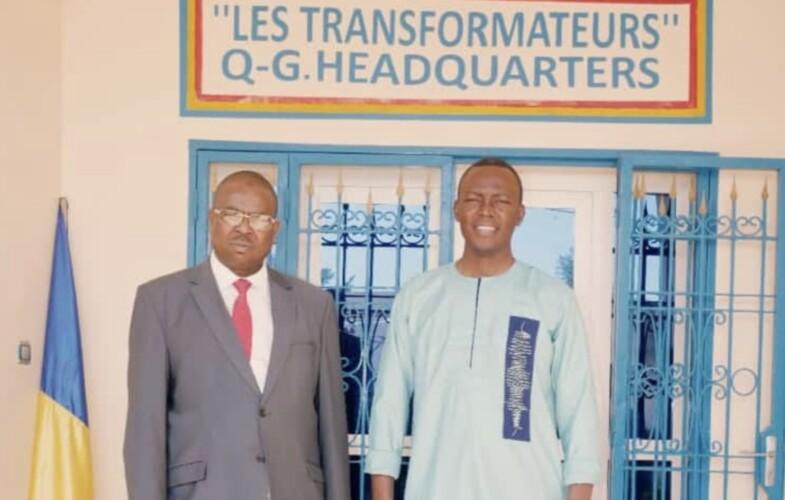 """Le président de la Commission Nationale des Droits de l'Homme fait le constat du siège des bureaux des """"transformateurs"""""""