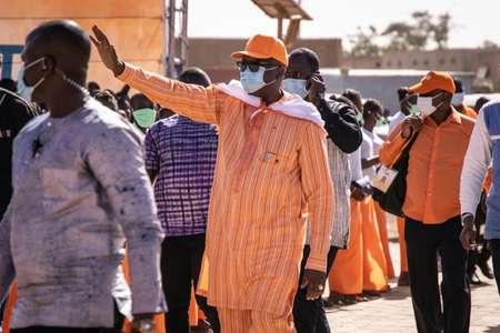 Burkina Faso : 13 candidats en lice pour la présidentielle de dimanche prochain